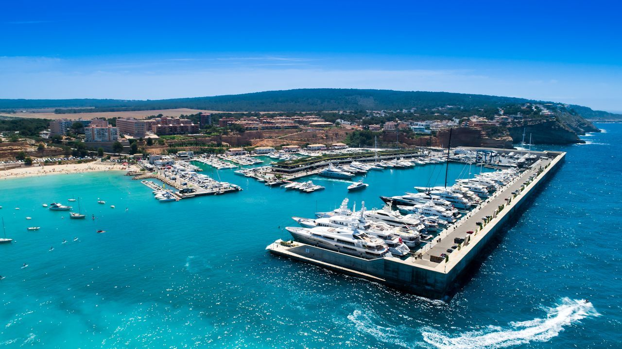 Port Adriano, the most modern marina in the med  Yachting